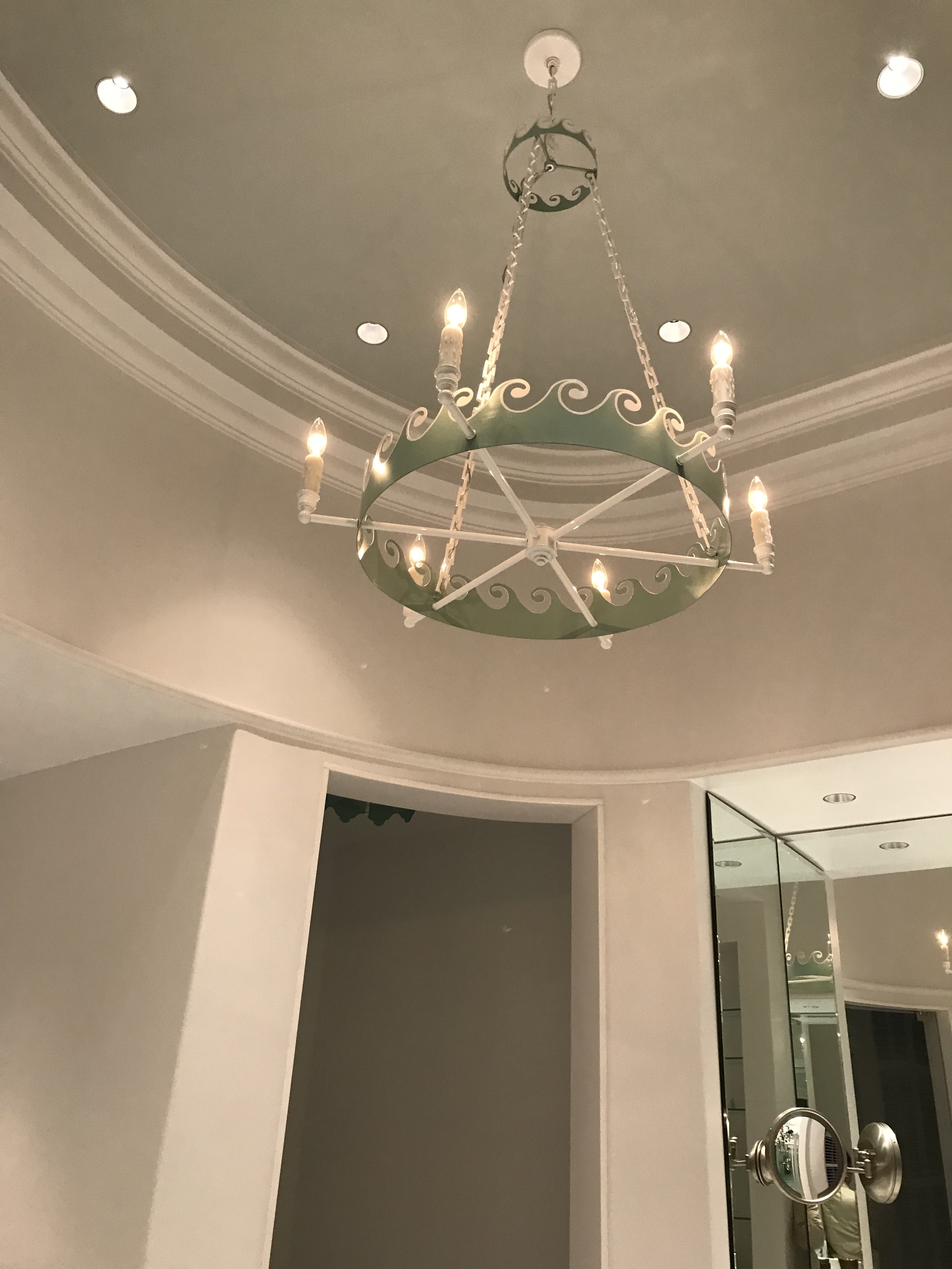 Decorative Beach Themed Chandelier Design Lighting Group